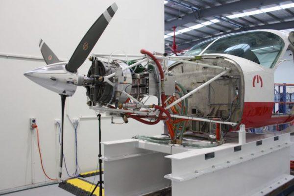 H3PS – Aircraft Hybrid Powertrain